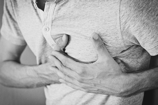 боль в груди(стенокардия)