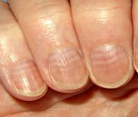парарельные переходы на ногтях
