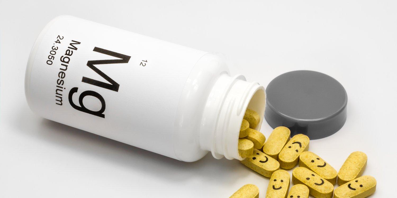 витамины магний