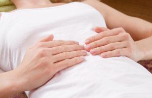 Какие симптомы жирной печени?