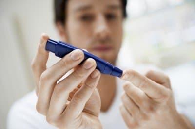 тест сахара в крови