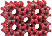 Молекулярная структура цеолита
