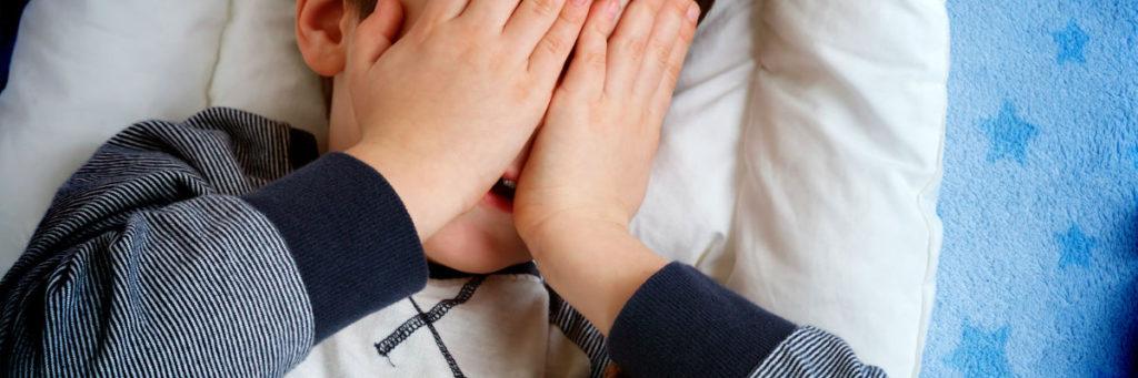бессонница у детей
