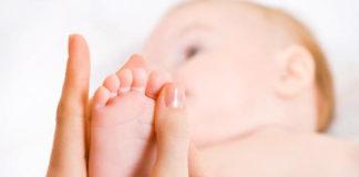 рефлексотерапия стоп для детей