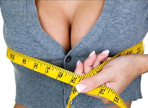 Большая грудь
