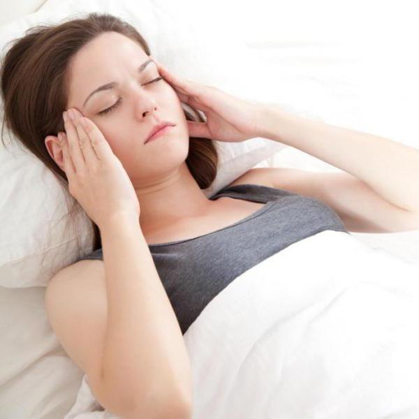 Почему у меня кружится голова перед сном