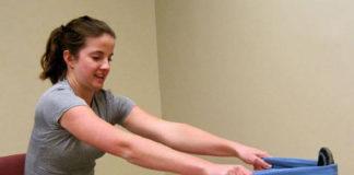 упражнения от боливногах