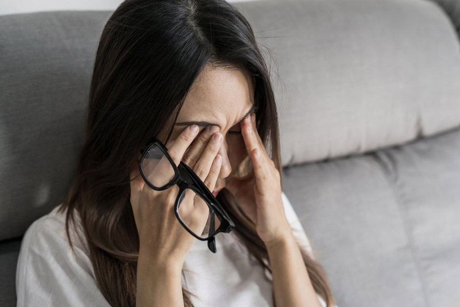 Боль в глазах - каковы причины боли в глазах
