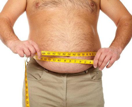 Может ли избыточный вес вызвать заболевание печени?