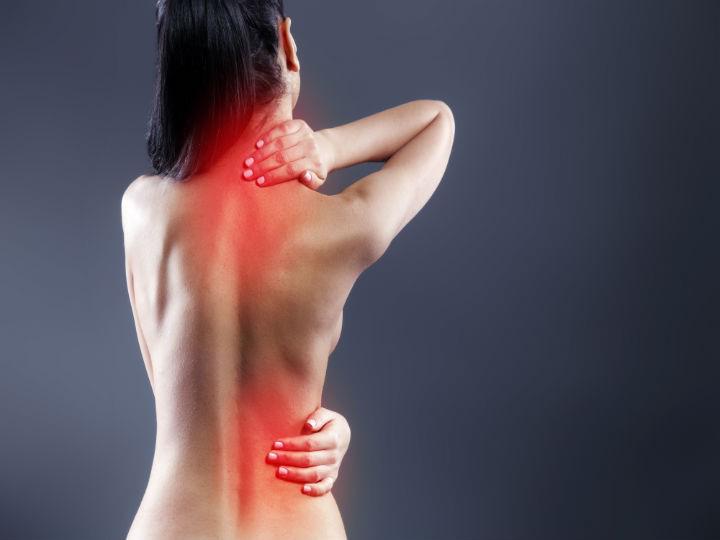 Как убрать мышечные узлы на спине
