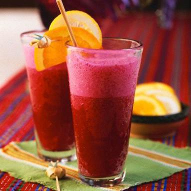 Как приготовить сок от анемии - сок свеклы, моркови и апельсиновой анемии