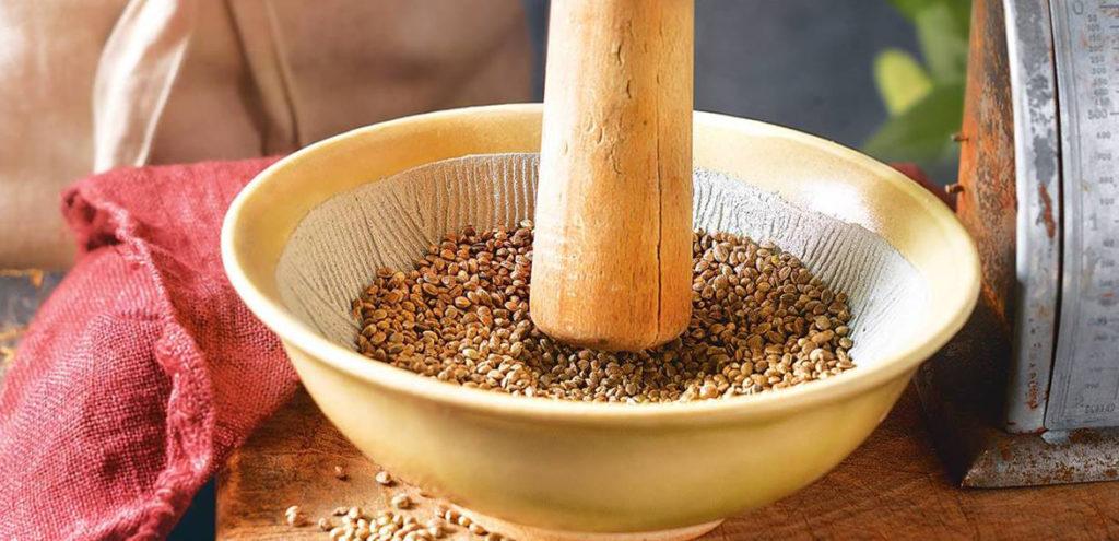 Семена с высоким содержанием омега-3