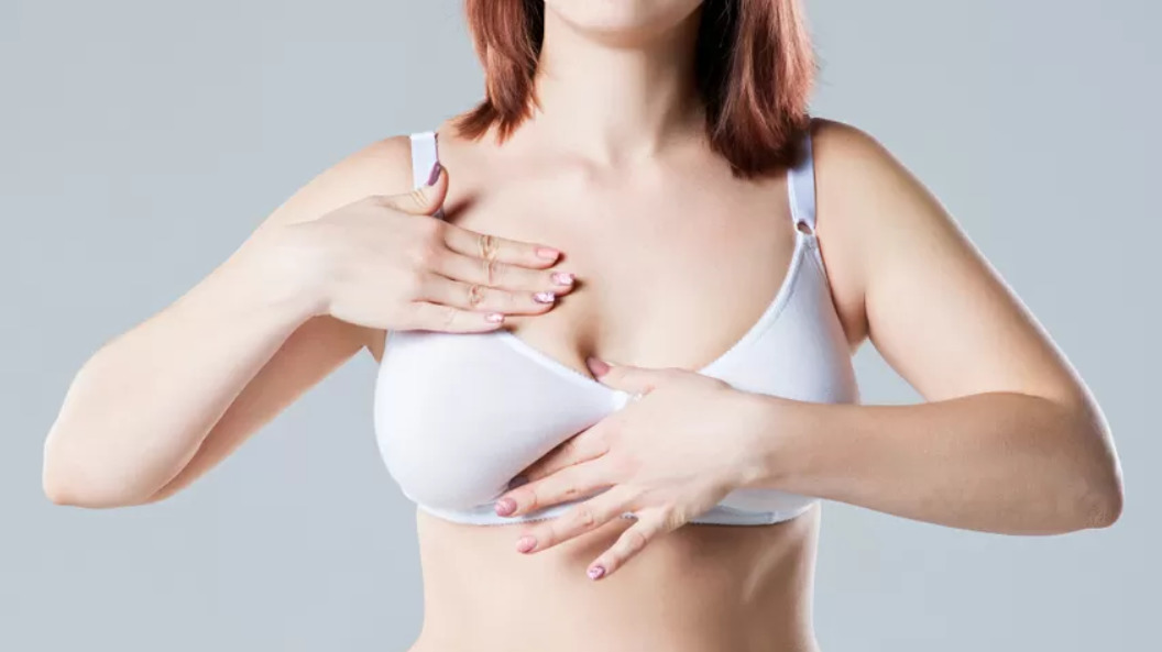 Способы самостоятельного осмотра груди