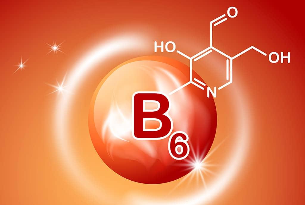 Витамин B6 снижает тяжесть COVID-19